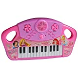 Disney Princess Children Kids Large Piano Keyboard Organ Educational Musical Toy