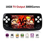 """Anbernic Handheld Game Console , 4.3"""" 3000 Classic Portable Game Console PAP-KIII"""