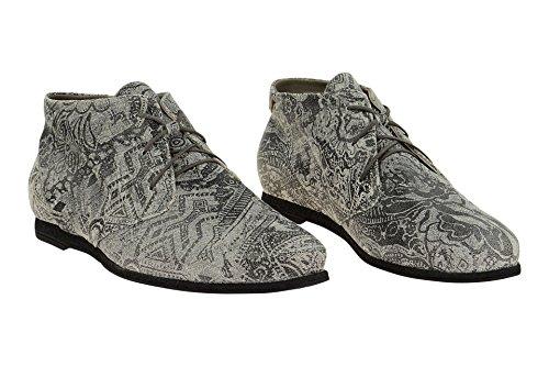 et à Think Gris femme 80720 Chaussures 0 lacets coupe 09 classique xq7UPqY