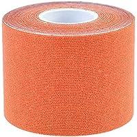 Accmart 5m x 5cm Therapeutische Kinesiologie Tape Sport Tape hilft Unterstützung Verletzungen und Muskelkater preisvergleich bei billige-tabletten.eu