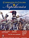 Command & Colours: Napoleonics - Juego de cartas, 2 jugadores (GMT Games GMT1014) (versión en inglés)