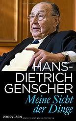 Meine Sicht der Dinge: Im Gespräch mit Hans-Dieter Heumann hier kaufen