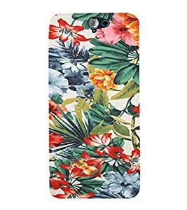 ifasho Designer Phone Back Case Cover HTC One A9 ( Beautiful Angel )