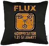 TLM Flux kompensator 1.21giga Watt cuscino con imbottitura 40x 40cm