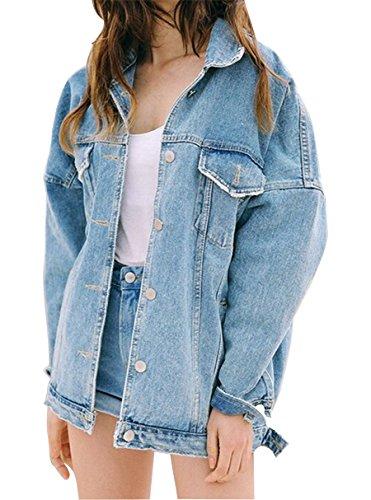 Jeansjacke damen oversize vergleich und kaufberatung 2018 die besten produkte im berblick - Jeansjacke damen oversize ...
