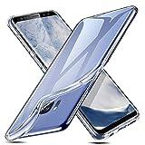 esr Funda para Samsung Galaxy S8, Funda Transparente Suave TPU Gel [Ultra Fina]...