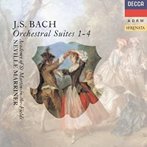 Orchestersuiten 1-4, BWV1066-69