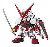 Bandai Hobby SD EX-Standard 007 Astray Red Frame Gundam Seed Astray Building Kit by Bandai Hobby