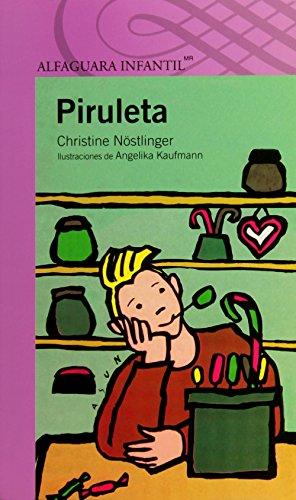 Piruleta / Lollipop por Christine Nöstlinger