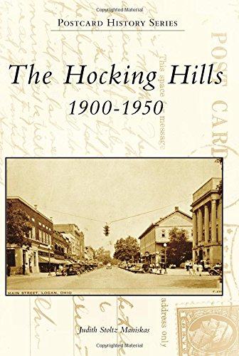 The Hocking Hills: 1900-1950 (Postcard History) Hocking Hills