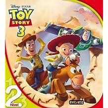 Toy Story 3. Lectura Nivel 2 (Leo con Disney)