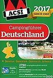 ACSI Campingführer Deutschland 2017 (Hallwag Promobil) -