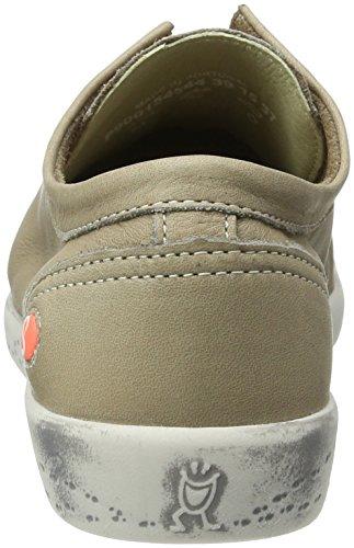Softinos Damen Isla Sneakers Beige (Taupe)