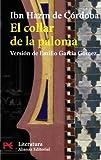 El collar de la paloma (El Libro De Bolsillo - Literatura)