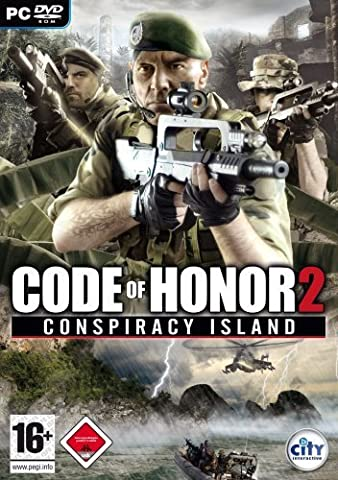 City Interactive - Code of Honor 2 Conspiracy Island [Download]