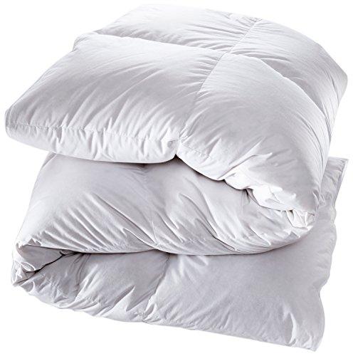 Manteuffel 804844 Comfort Daunendecke Extra Warm, 135 x 200 cm