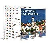 smartbox - Cofanetto Regalo - Scoprendo la Lombardia - Idee Regalo - 1 Notte con Colazione per 2 Persone