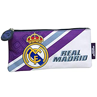 Real Madrid CF – Portatodo Plano Bordado (CYP PT-271-RM)