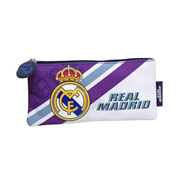 C Y P Real Madrid Estuches, 21 cm, Multicolor