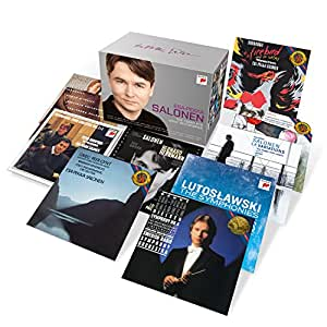 Esa-Pekka Salonen - The Complete Sony Recordings [61 CD]