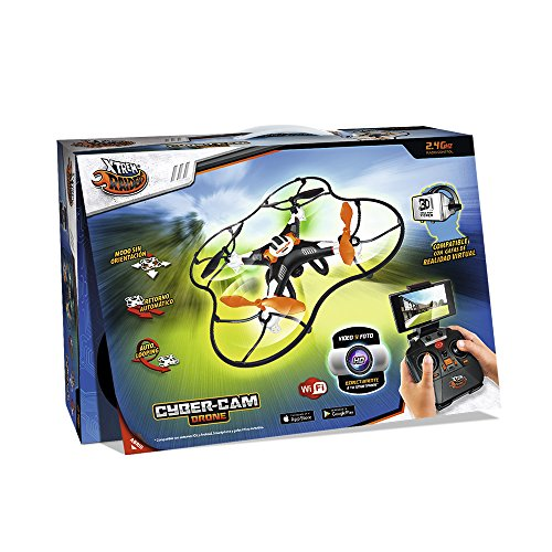 World Brands Xtrem Raiders-Cyber CAM Drone