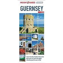 Insight Guides Flexi Map Guernsey (Insight Flexi Maps)