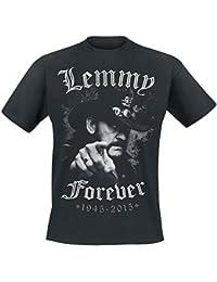 Motörhead Lemmy - Forever T-Shirt Black L