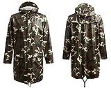 Zacharias women army raincoat (Pack of 1)