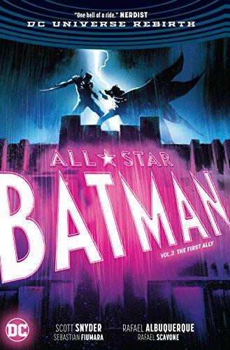 All-Star Batman Volume 3: First Ally por Scott Snyder