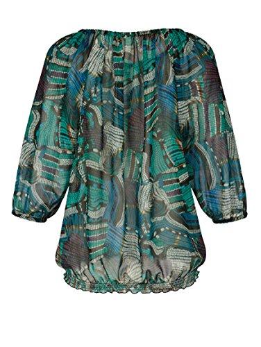 Damen Bluse in Schlupfform by AMY VERMONT Multicolor