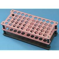 Heinz Reagenzglasständer für bis zu 50 Reagenzgläser, 16 mm Durchmesser, stapelbar