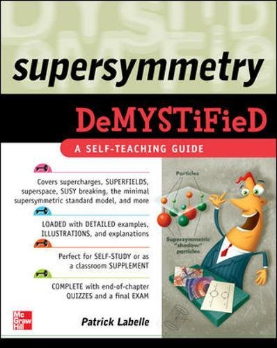 Supersymmetry DeMYSTiFied (Informatica)