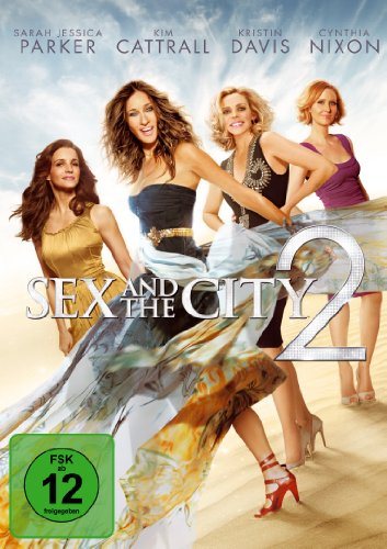 Warner Home Video - DVD Sex and the City 2