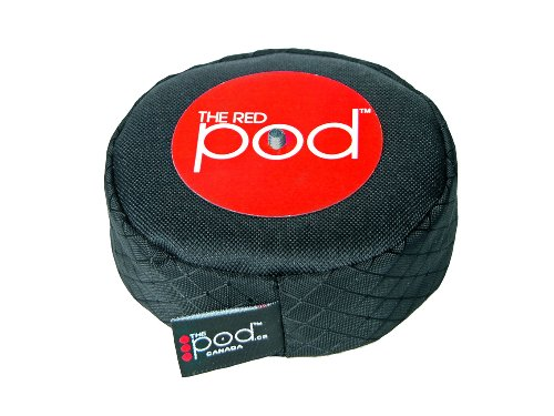 The Pod R0017-B Kameraplattform Red & Black