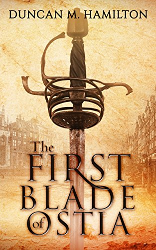 The First Blade of Ostia (English Edition)