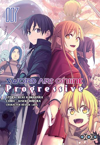 Sword Art Online : Progressive Edition simple Tome 7