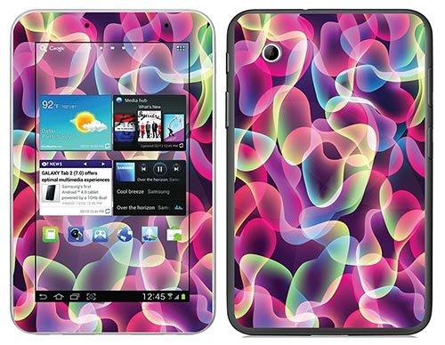 'Royal Wandtattoo RS. 67579selbstklebend für Samsung Tab 27, Motiv Rauchmelder, Mehrfarbig