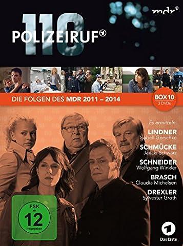 Polizeiruf 110 - MDR Box 10 [3 DVDs]