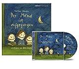 Der Mond ist aufgegangen. Bilderbuch und Abendlieder-CD im Set (edition chrismon)