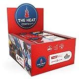 THE HEAT COMPANY Handwärmer EXTRA WARM - Wärmekissen 12 Std. Wärmedauer 40 Paar Display