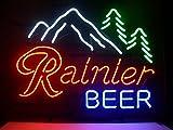 Die besten von Rainiers - Rainier Bier Neon 61?x 50,8?cm Zoll Bright Neon Bewertungen