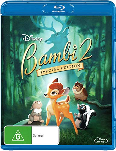 Bambi II Special Edition [Blu-ray]