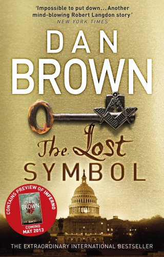 Book cover for The Lost Symbol