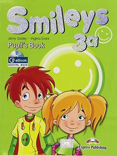 Smileys. Per la Scuola elementare. Con e-book. Con espansione online: 3