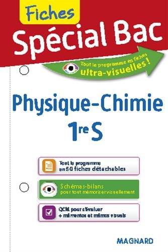 Physique-Chimie 1ère S Spécial bac