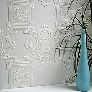 Anaglypta Textured Vinyl - Early Victorian RD01600