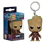 Marvel Comics - Vinyl Schlüsselanhänger - Groot - Guardians Of The Galaxy Vol. 2