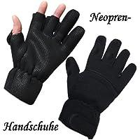 Neopren-Handschuhe DAM  AMARA  NEOPRENE GLOVES Gr L Angelhandschuhe