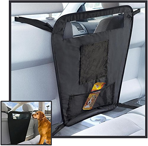 Auto Rücksitz Barriere Hundegitter Trenngitter Backseat Pet Barrier
