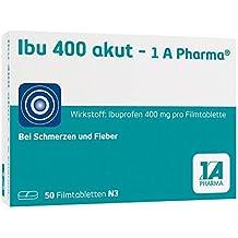 Ibu 400 akut 1A-Pharma Tabletten, 50 St.